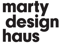 logo marty design haus